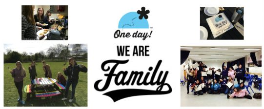 One Day Creative family