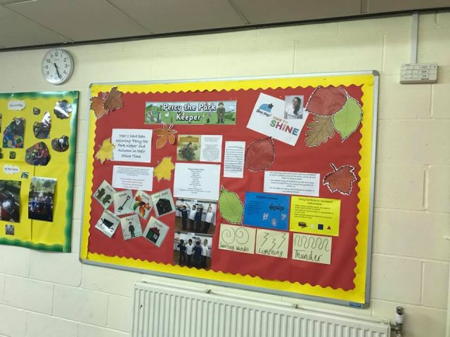 One Day Creative - Carly's display