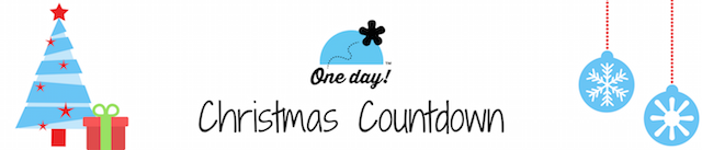 One Day Creative Christmas Countdown