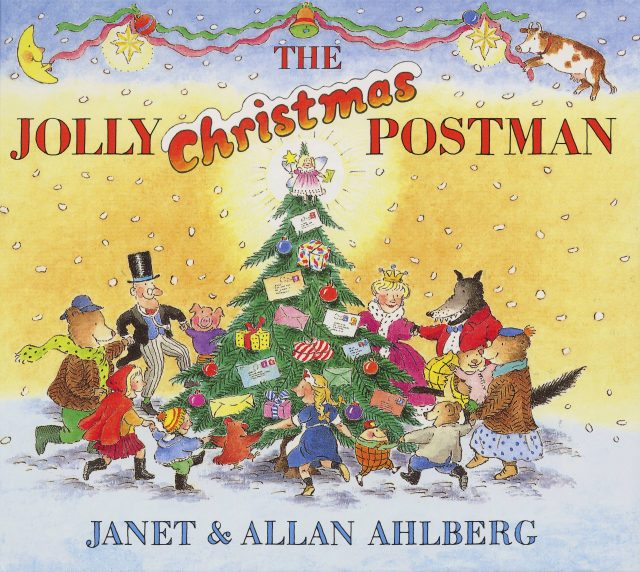 Christmas recommendations jolly christmas postman