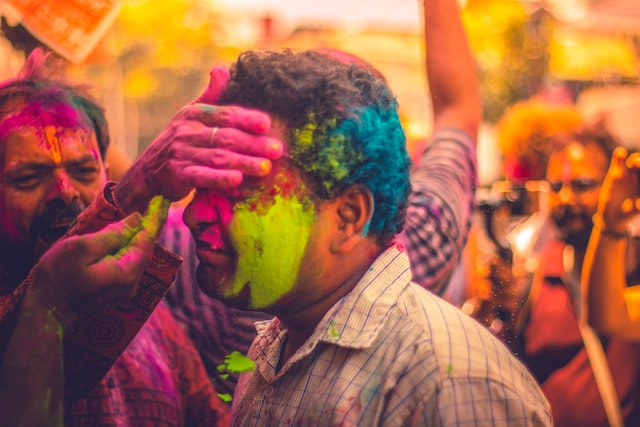 Holi Festival: One Day Creative dance and drama workshop for schools
