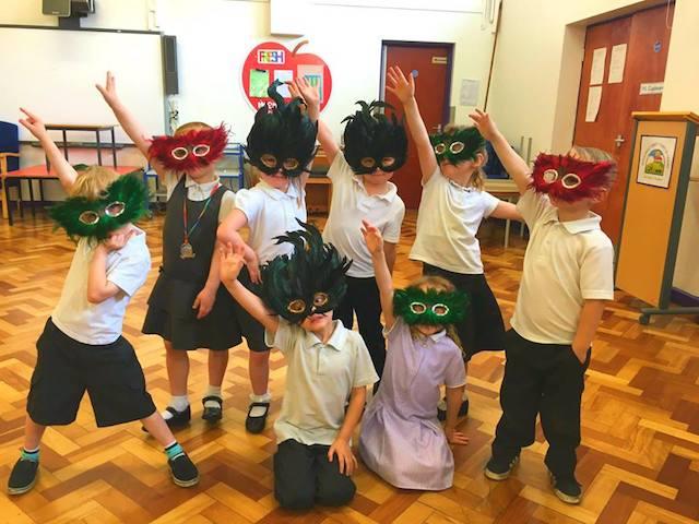 One Day Creative National Sport Week dance workshops