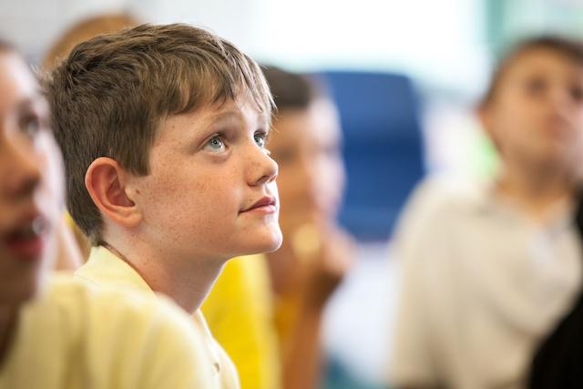 School workshop nurturing children back to classroom learning