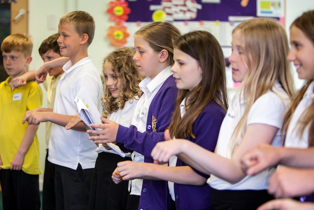 Anti-Bullying KS2 activity: The Statements Game
