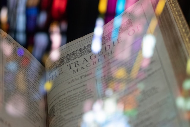 Shakespearean stories: celebrate Shakespeare Week
