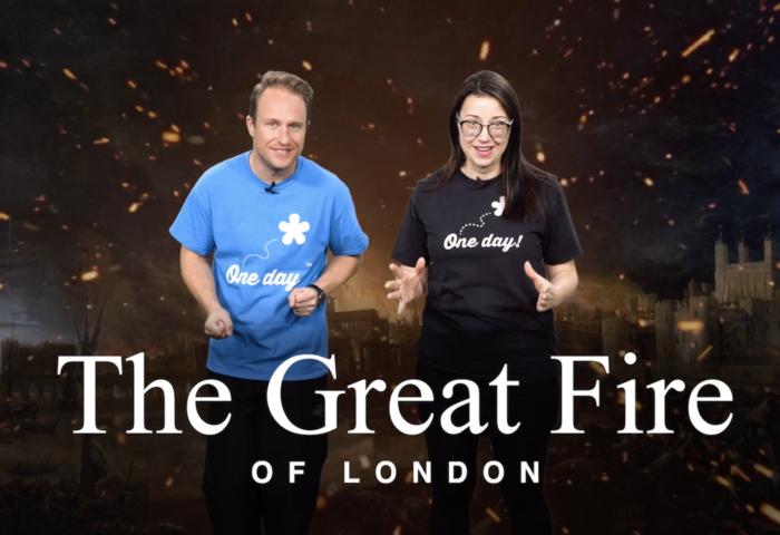 Creativity in the Classroom: Great Fire of London KS1