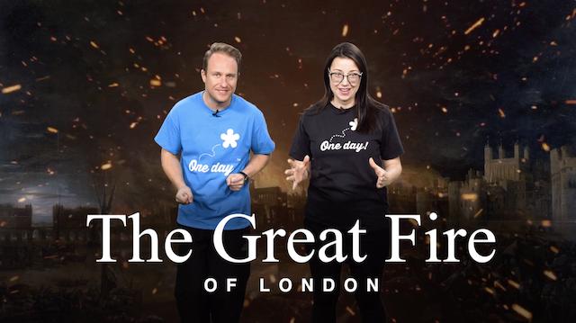 Great Fire of London KS1 activity